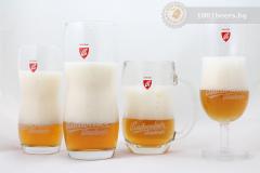 Czech Republic – Budweiser  чаши