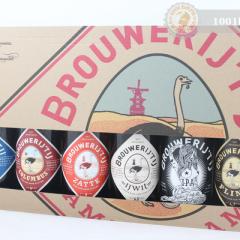 Холандия – Подаръчен комплект Brouwerij HET IJ  6x33cl
