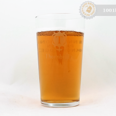 Англия – Thornbridge Pint glass чаша