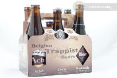 Белгия – Belgian Trappistes подаръчен комплект – 6x33cl