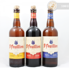 Белгия – St Feuillien