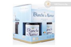 Белгия – Blanche De Namur Gift Pack 3x330ml + Чаша