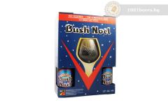 Белгия – Bush de Noel Gift Pack – 4х330cl+чаша