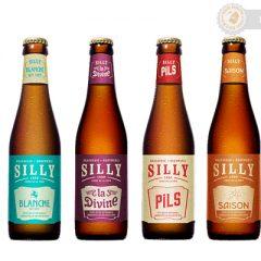 Белгия – Brasserie de Silly