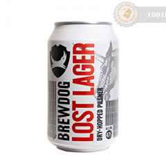 Шотландия – Brewdog Lost Lager Can