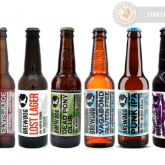 Шотландия – Brewdog Bottles 330
