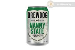 Шотландия – Brewdog Nanny State Can