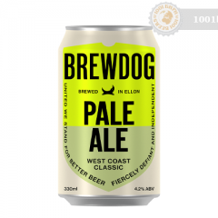 Шотландия – Brewdog Pale Ale Can