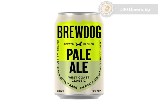 Brewdog-Pale Ale can