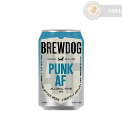 Шотландия – Brewdog Punk IPA Alcoholfree Can