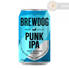 Шотландия – Brewdog Punk IPA Can