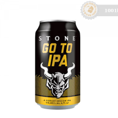 САЩ – Stone Go To IPA Can