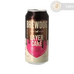 Шотландия – Brew Dog Layer Cake Can