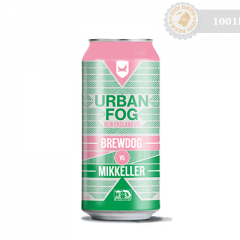 Шотландия – Brew Dog VS Mikkeller Urban Fog Can